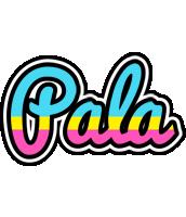 Pala circus logo