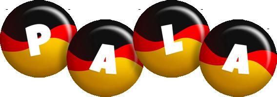 Pala german logo