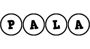 Pala handy logo