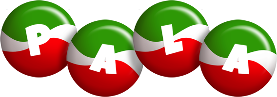 Pala italy logo