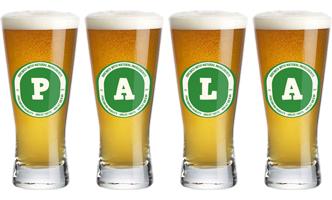Pala lager logo