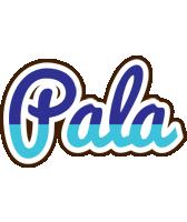 Pala raining logo
