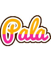 Pala smoothie logo