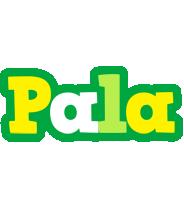 Pala soccer logo