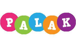 Palak friends logo