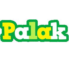 Palak soccer logo