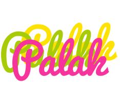 Palak sweets logo