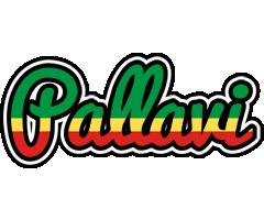 Pallavi african logo