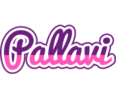Pallavi cheerful logo