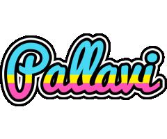 Pallavi circus logo