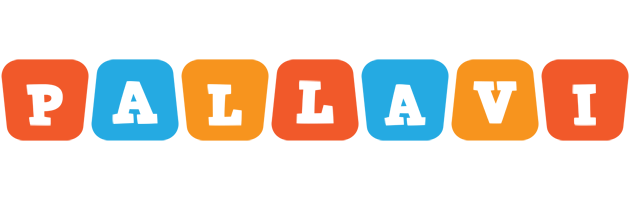 Pallavi comics logo