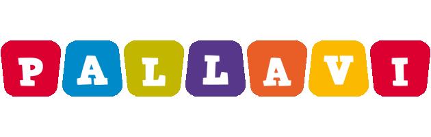 Pallavi daycare logo