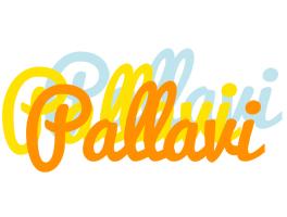 Pallavi energy logo