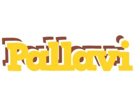 Pallavi hotcup logo