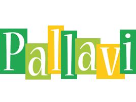 Pallavi lemonade logo