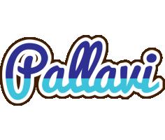 Pallavi raining logo
