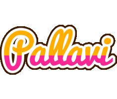 Pallavi smoothie logo