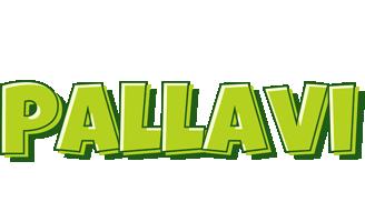 Pallavi summer logo