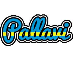 Pallavi sweden logo