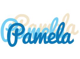 Pamela breeze logo