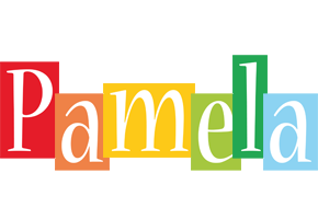 Pamela colors logo