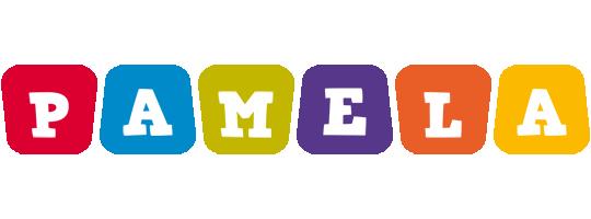 Pamela daycare logo