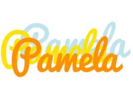 Pamela energy logo