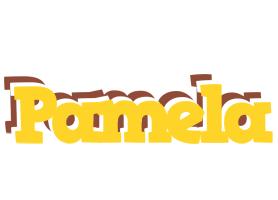 Pamela hotcup logo
