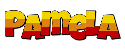 Pamela jungle logo