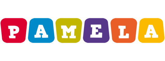 Pamela kiddo logo
