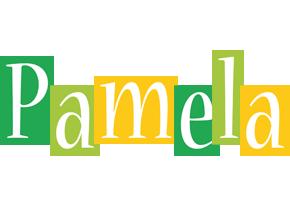 Pamela lemonade logo