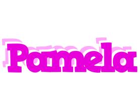 Pamela rumba logo