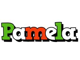 Pamela venezia logo