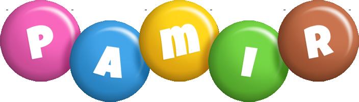 Pamir candy logo