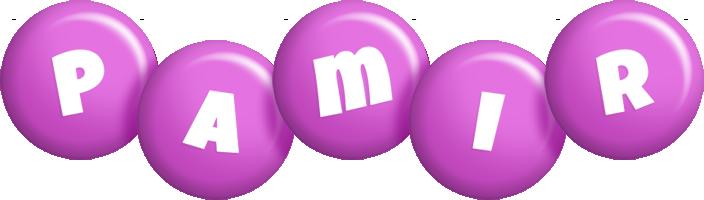Pamir candy-purple logo