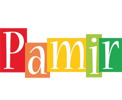 Pamir colors logo