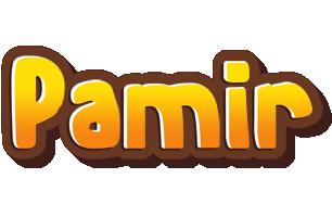 Pamir cookies logo