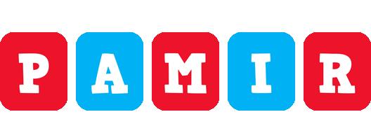 Pamir diesel logo