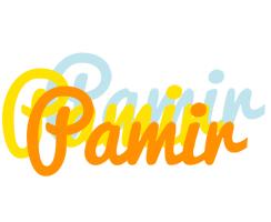 Pamir energy logo