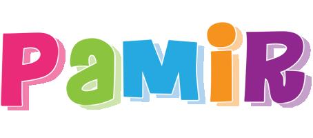 Pamir friday logo