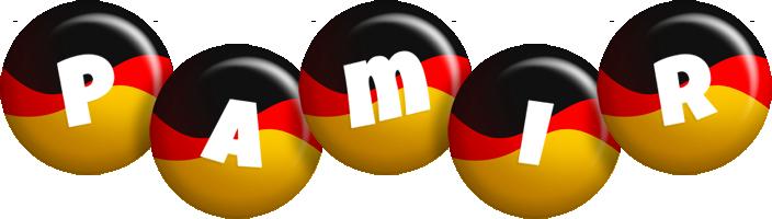 Pamir german logo