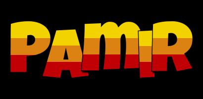 Pamir jungle logo