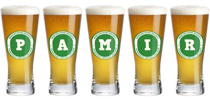 Pamir lager logo