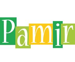 Pamir lemonade logo