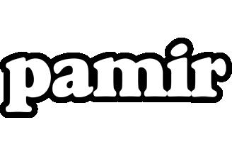 Pamir panda logo