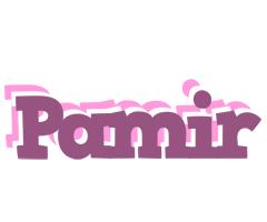 Pamir relaxing logo