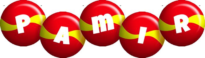 Pamir spain logo