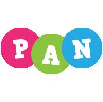 Pan friends logo