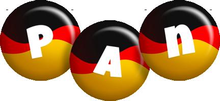 Pan german logo