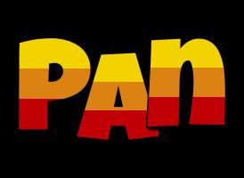Pan jungle logo